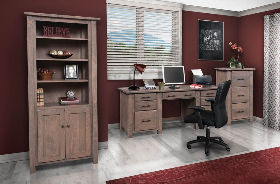 Scottsbluff Office Set image 1
