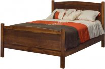 Knowles Panel Bed