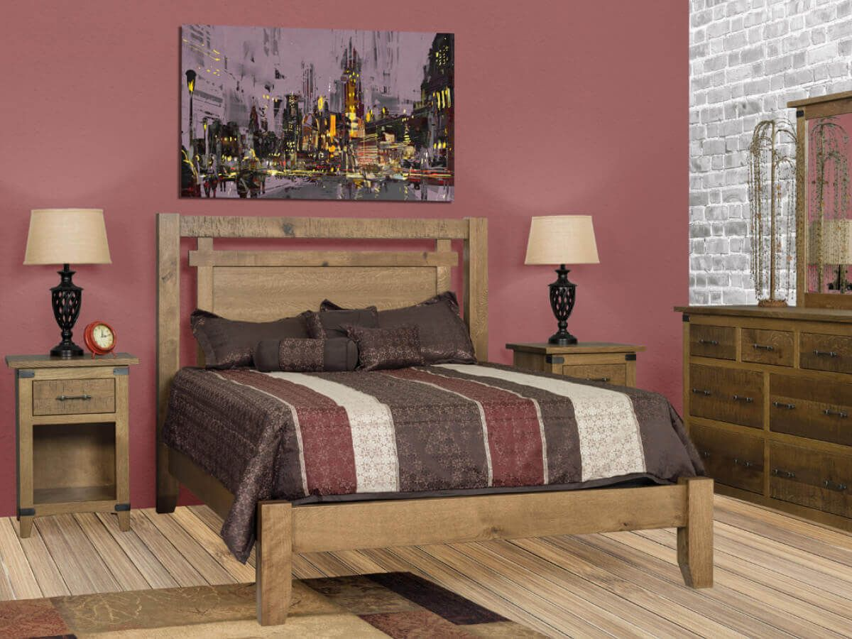 Rita Bedroom Set