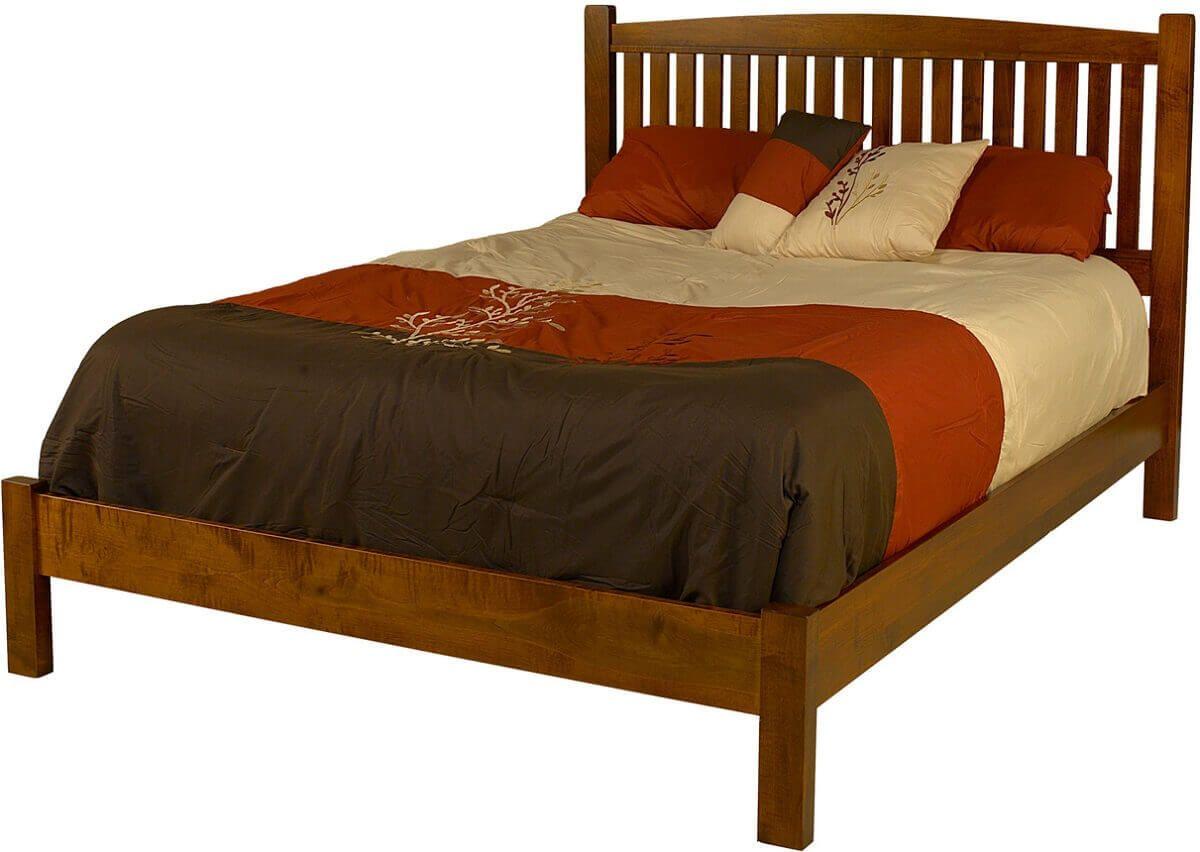 Rodden Slat Bed