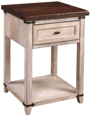 Druid Hills 1-Drawer Bedside Table