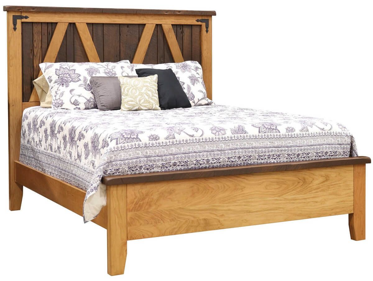 Druid Hills Farmhouse Bed