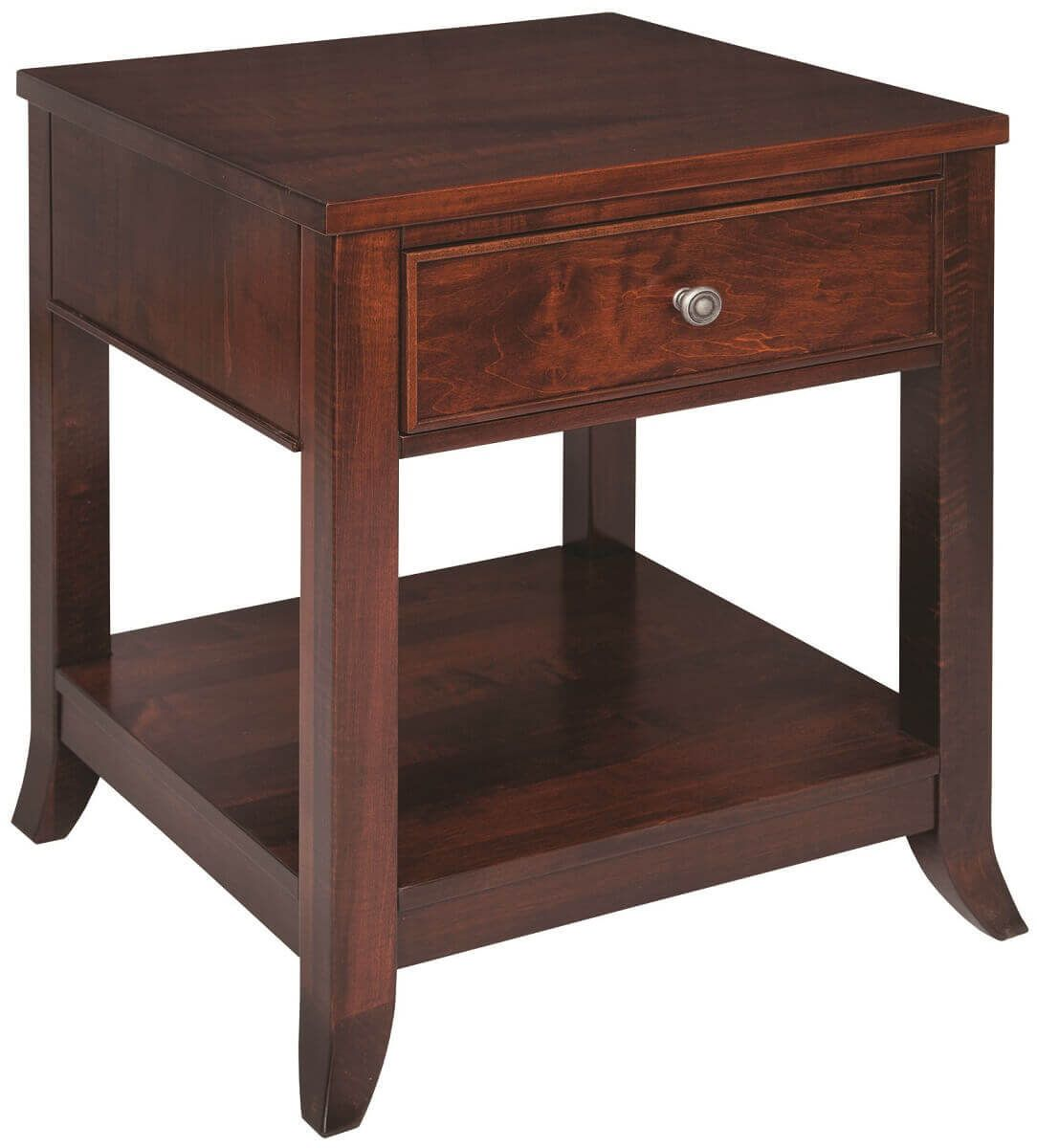 Ekron 1-Drawer Nightstand