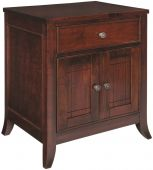 Ekron Door Nightstand