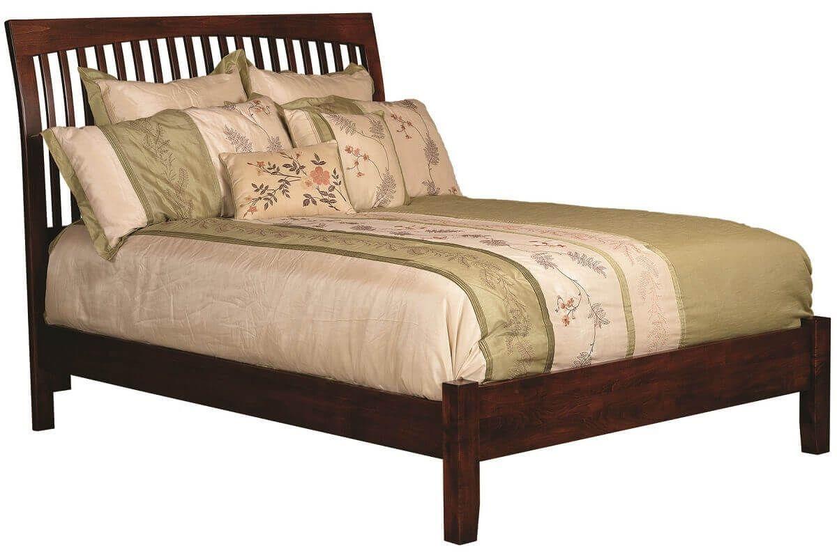 Ekron Slat Bed