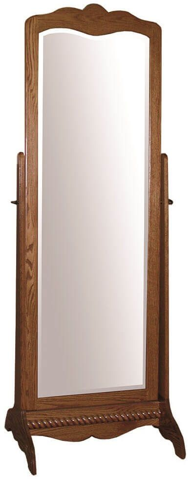 Eubank Cheval Mirror
