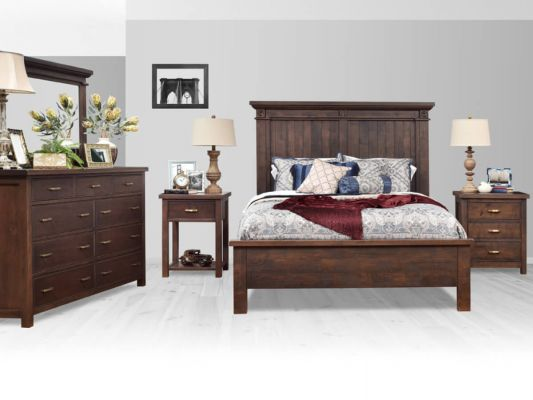 Beechwood Bedroom Furniture Set
