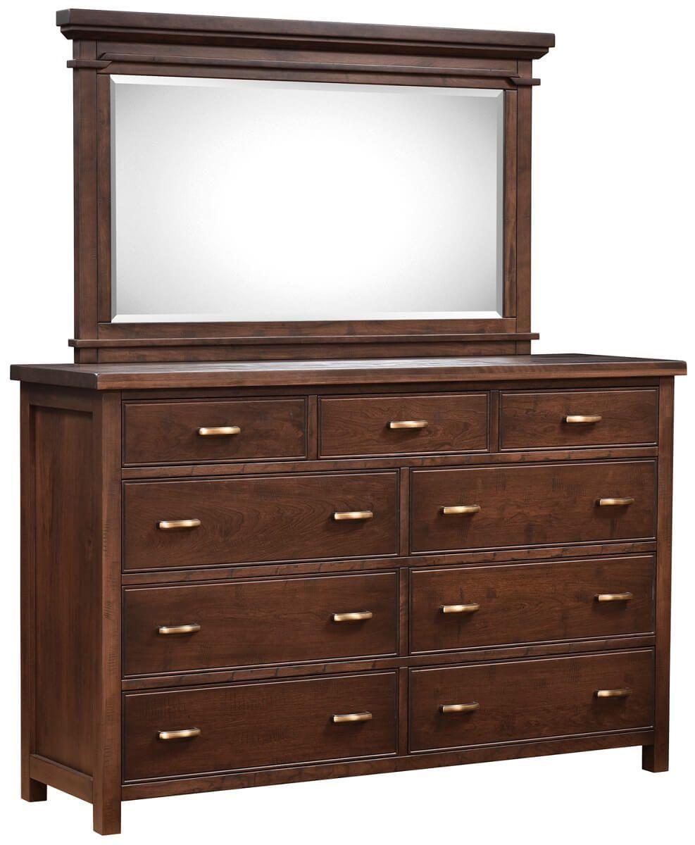 Beechwood Tall Dresser