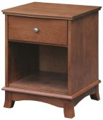 Crofton 1-Drawer Nightstand