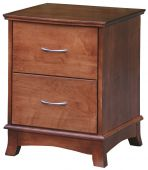 Crofton 2-Drawer Night Table