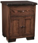 Druid Hills 2-Door Night Table