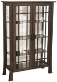 Radcliff 2-Door Curio
