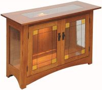 Vanceburg Arts and Crafts Console