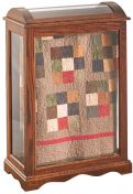 Canary Wharf Quilt Cabinet