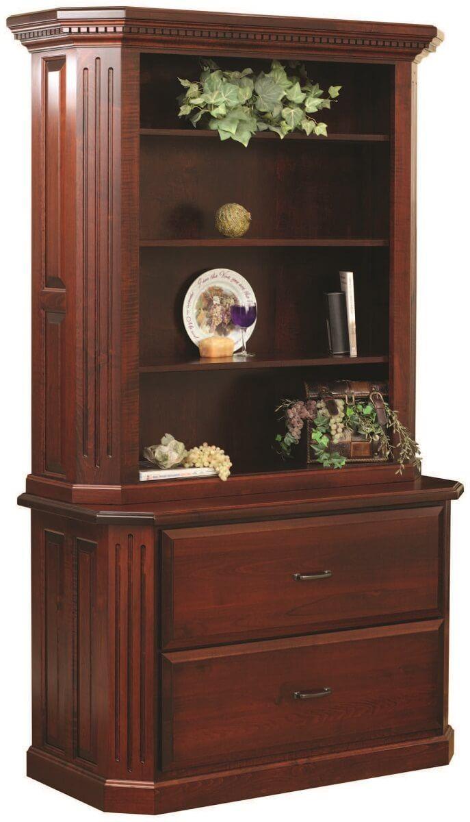 Glocester File Cabinet Bookshelf