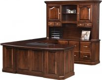 Glocester U-Shaped Desk