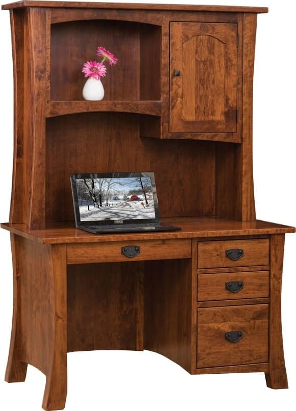 Garland Student Desk with Hutch