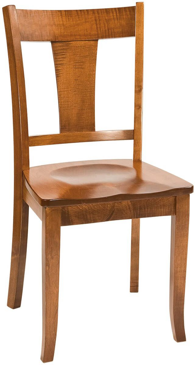 Axel Amish Side Chair