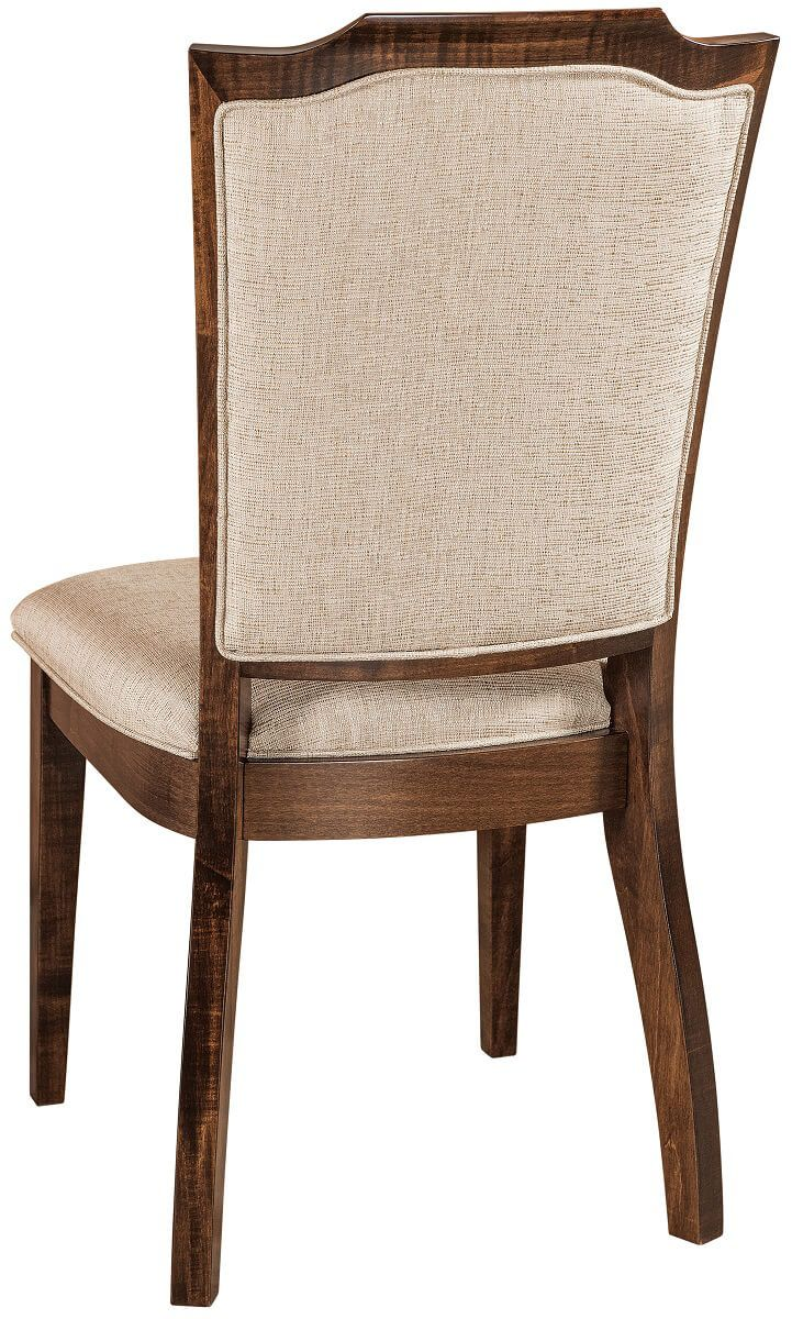 Back of Upholstered Dining Chair