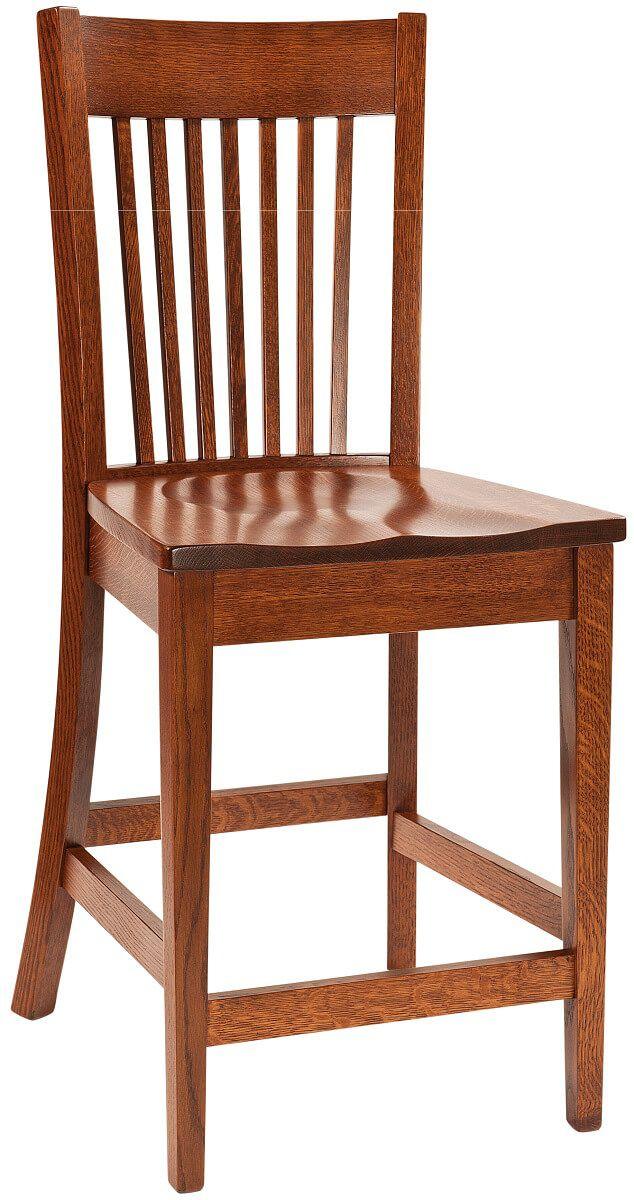 Blazing Tree French Bistro Chair
