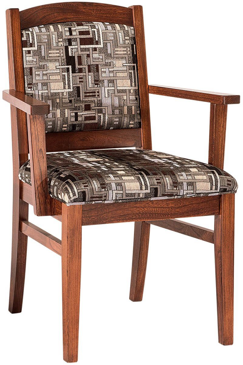 Bosworth Fully Upholstered Arm Chair