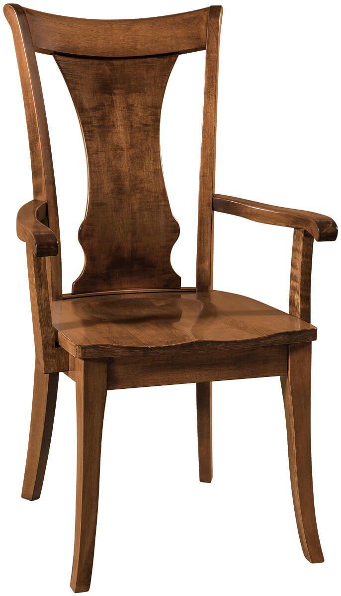 Claudette Dining Arm Chair