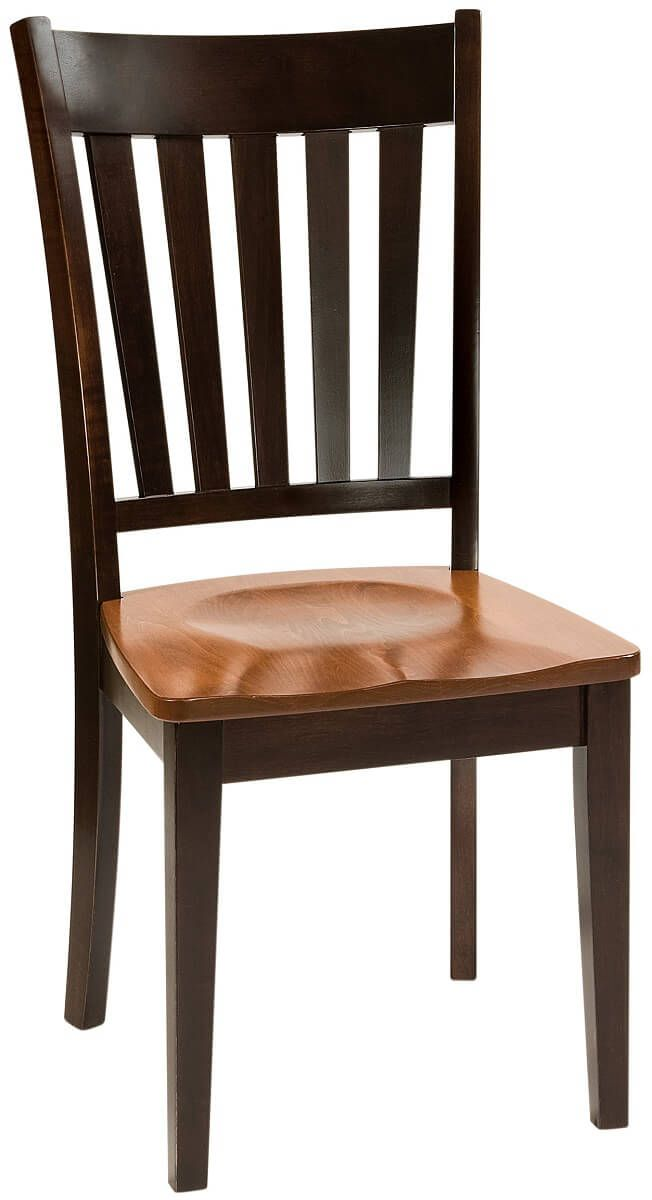 Conran Amish Made Kitchen Side Chair