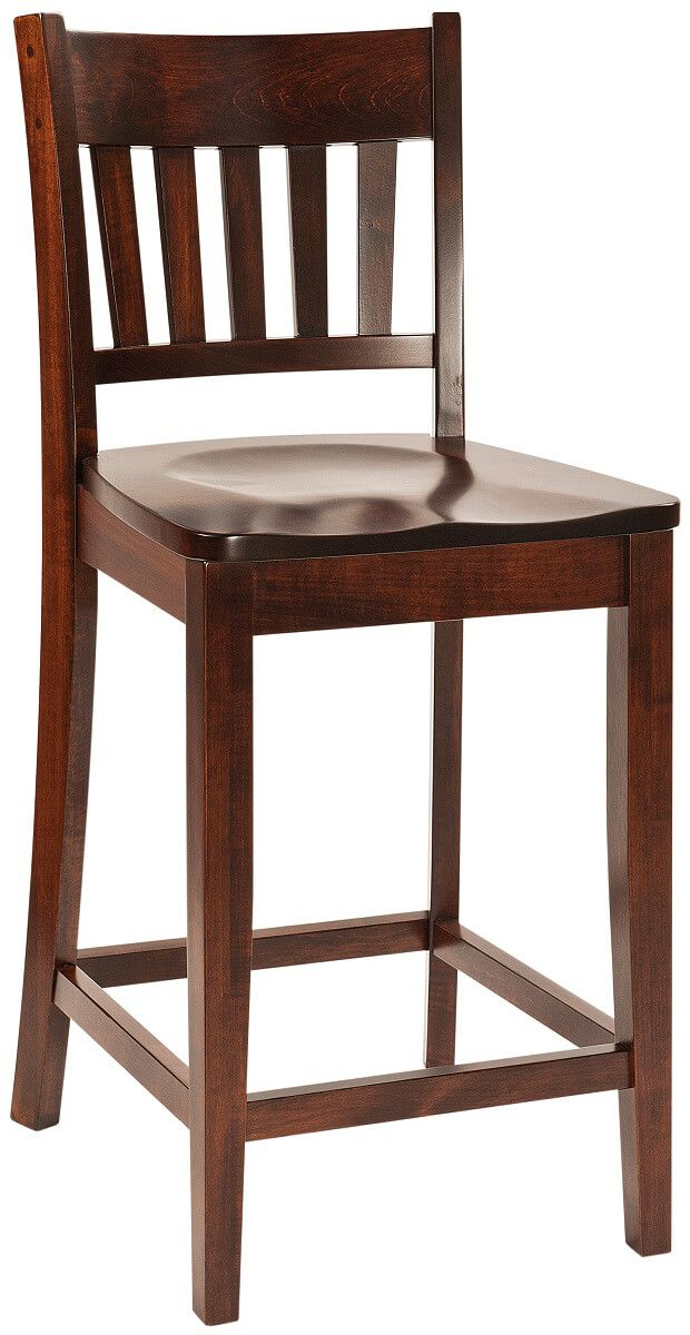 Conran Solid Wood French Bistro Chair