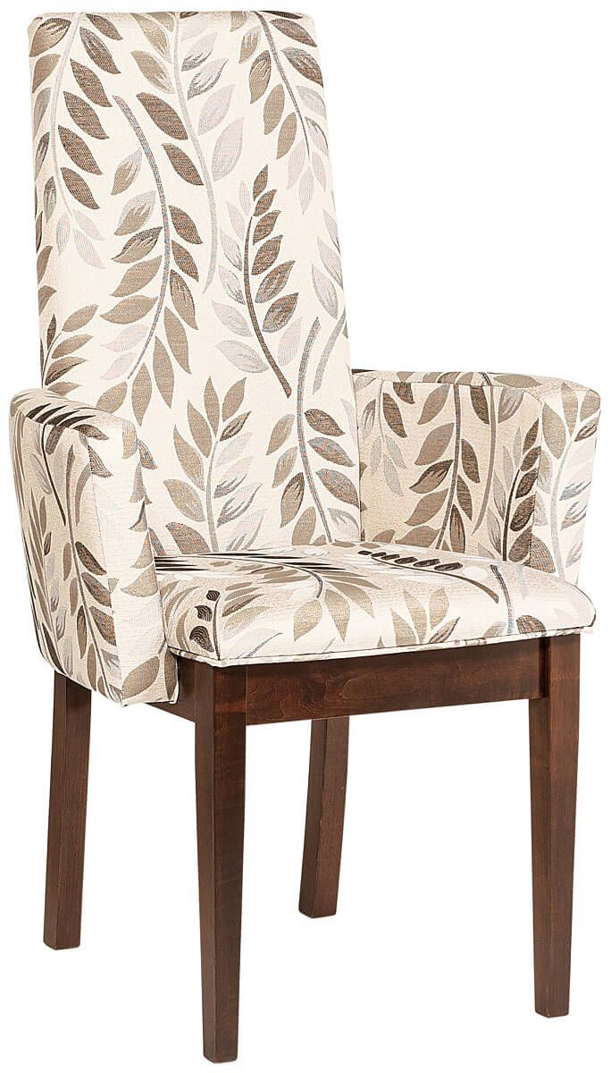 Duvall Upholstered Arm Chair