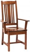 Harding Craftsman Dining Chairs