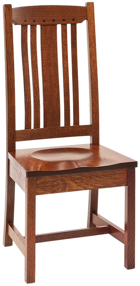 Harding Solid Wood Side Chair