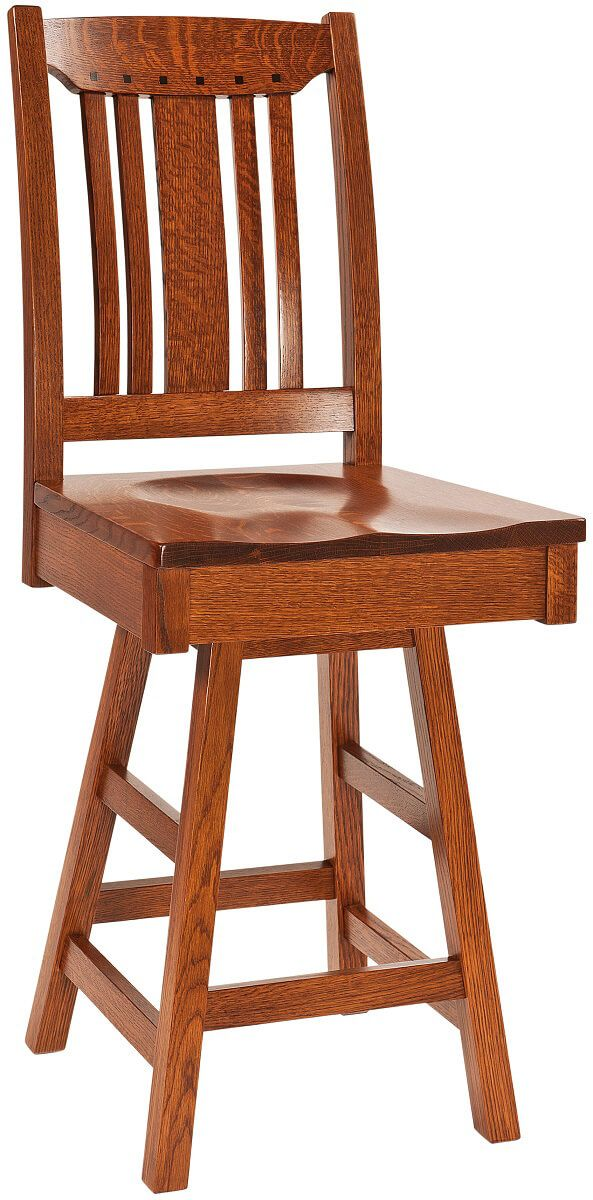 Harding Swivel Bar Stool