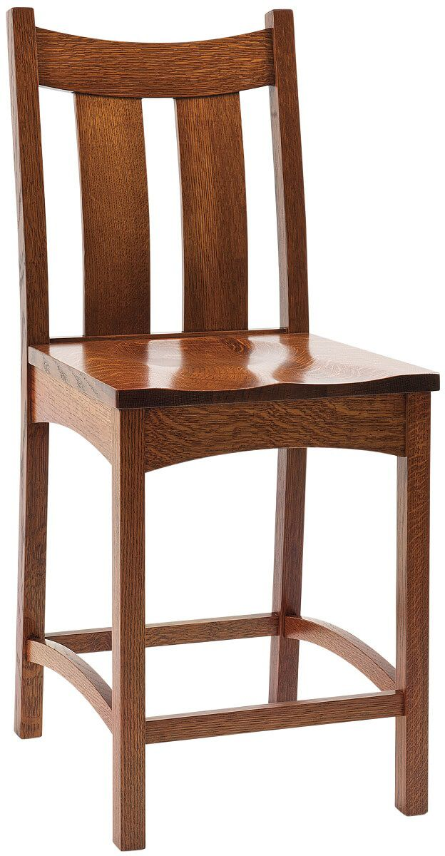 Hightower Gap Shaker Pub Chairs