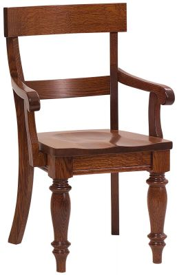 Jolie French Country Arm Chair