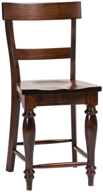 Jolie French Country Cafe Chair