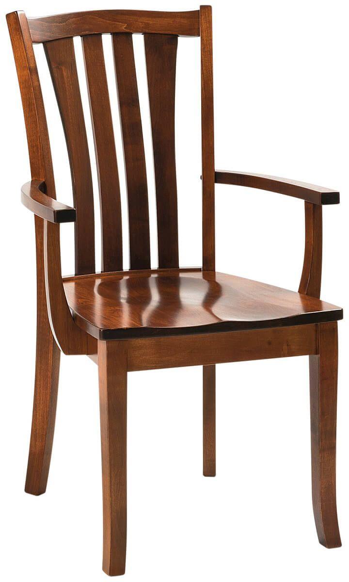 Kauri Cliffs Modern Arm Chair