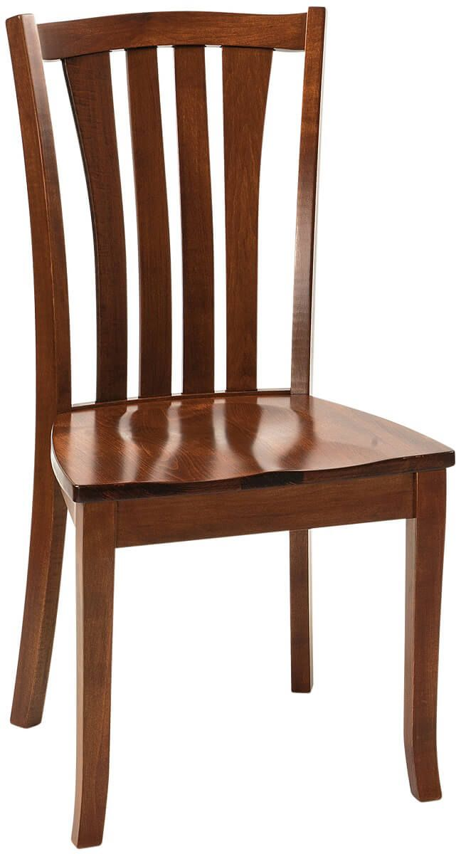 Kauri Cliffs Solid Wood Side Chair