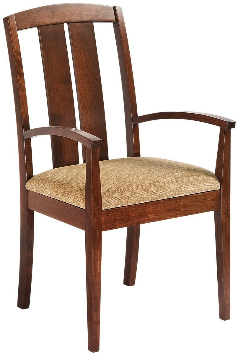 Kelly Court Amish Made Arm Chair