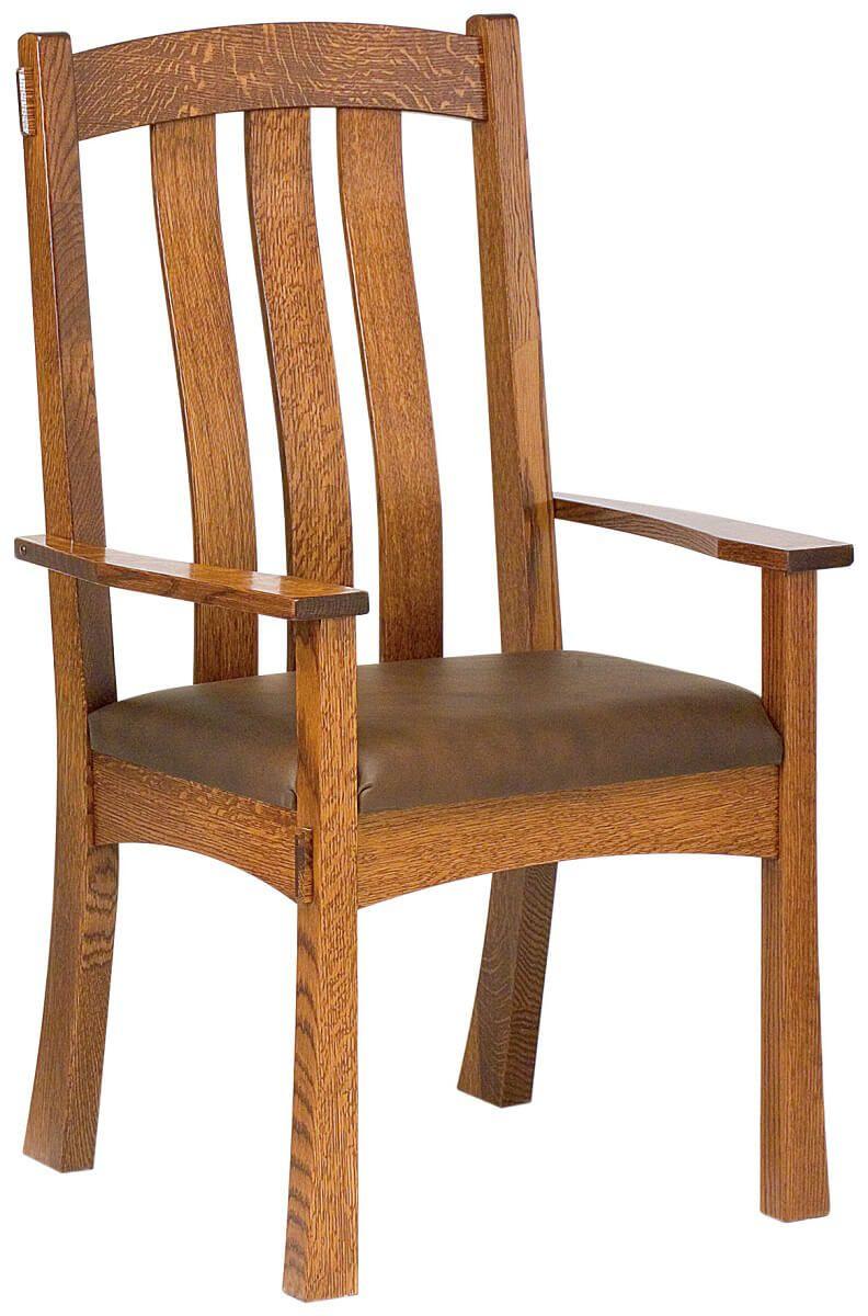 Les Halles Mission Arm Chair