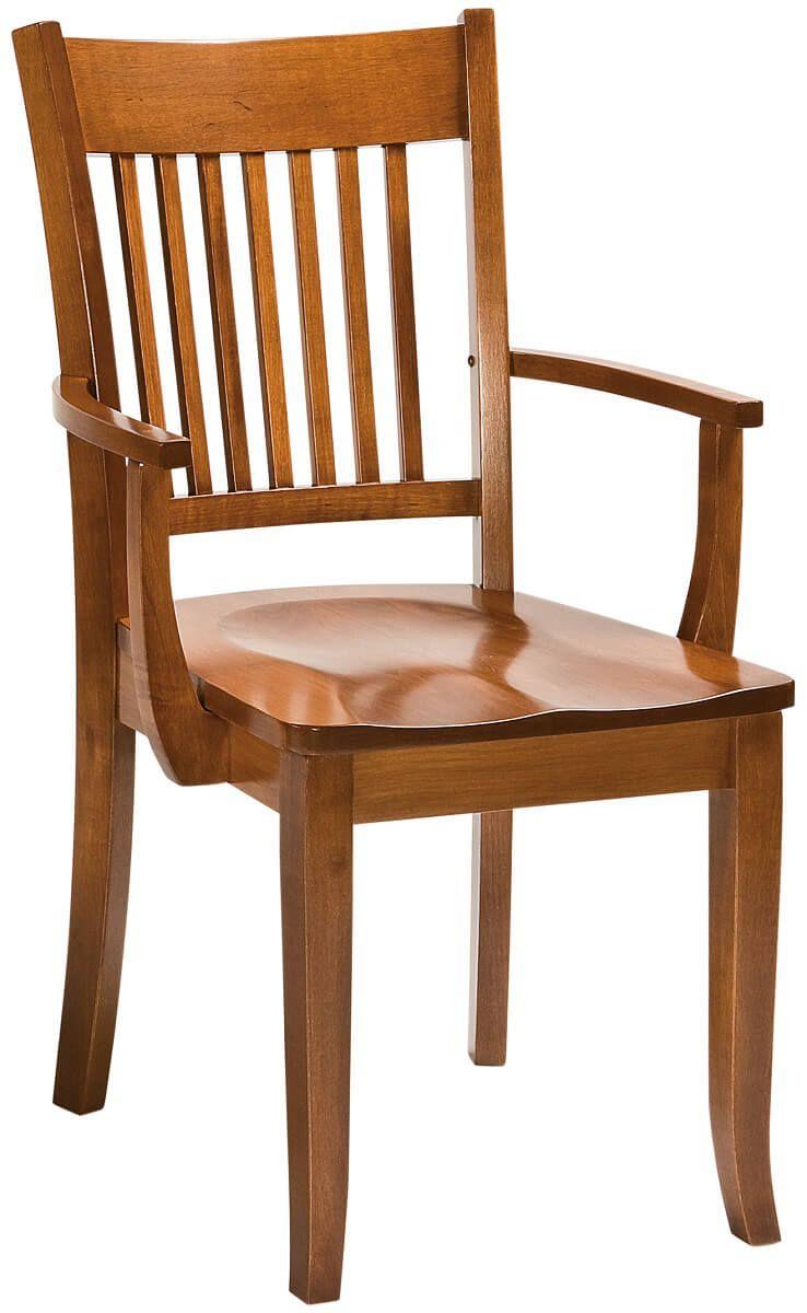 Lola Amish Arm Chair