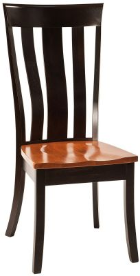 Masina Two-tone Modern Side Chair