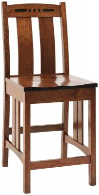 Moncada Craftsman Bar Chair