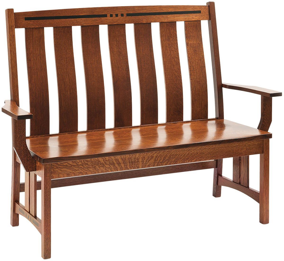 Moncada Craftsman Dining Bench