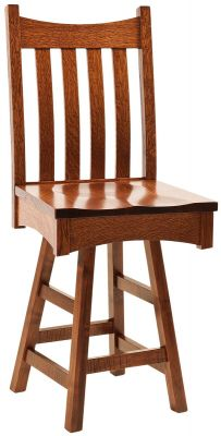 Omaha Swivel Bar Stool