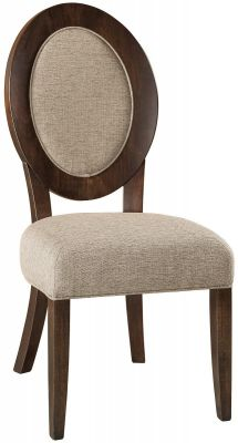 Ravello Chair in Brown Maple