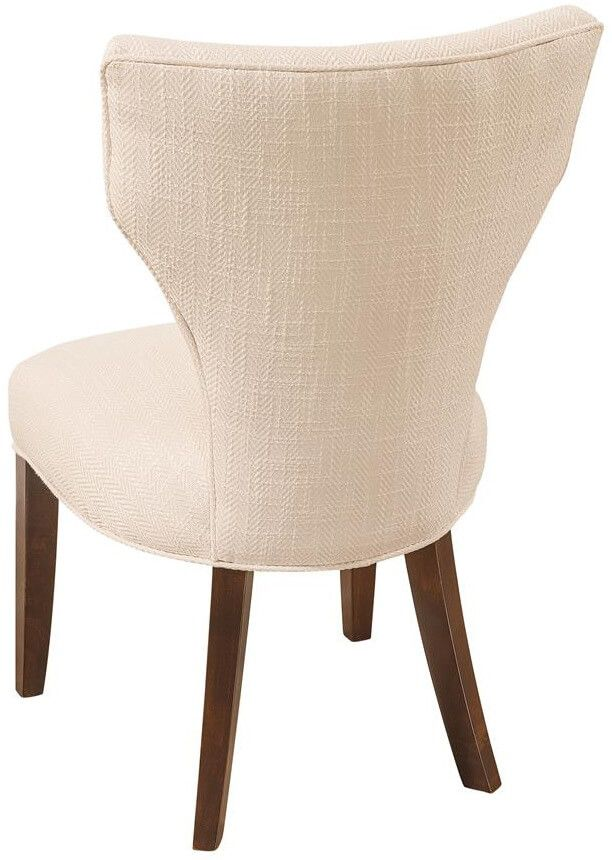 Back view of Reston Trail Upholstered Dining Chair