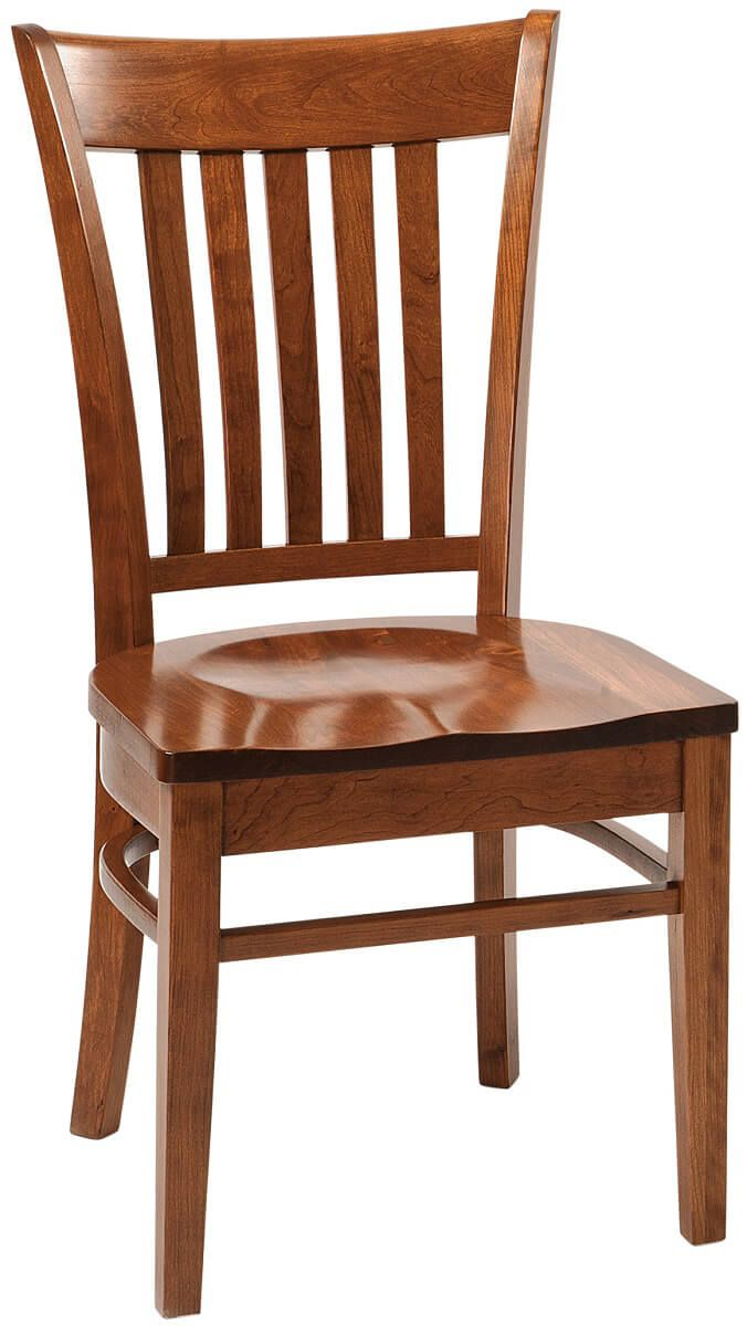 Rosetto Solid Wood Amish Arm Chair