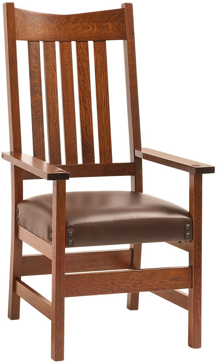 Santiago Mission Style Arm Chair
