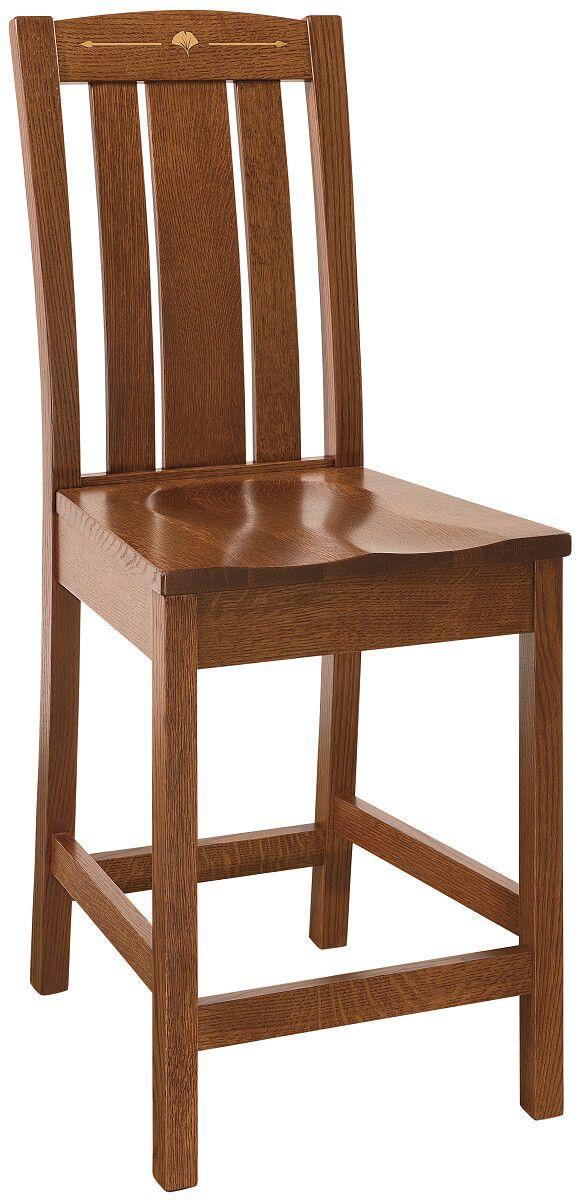 Singita Mission Custom Counter Chair