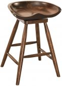 Spring City Swivel Bar Stool